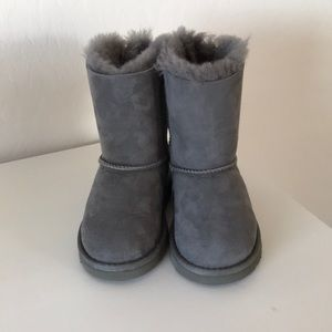 Other - Bailey Bow Grey Ugg's